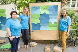 Schlüsselbegriffe zu den Themen Partizipation und Diversität