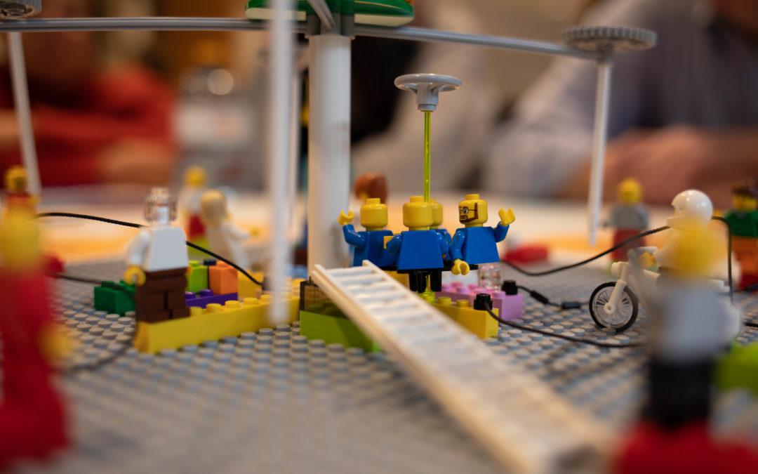 Lego Serious Play als Chance für Partizipation